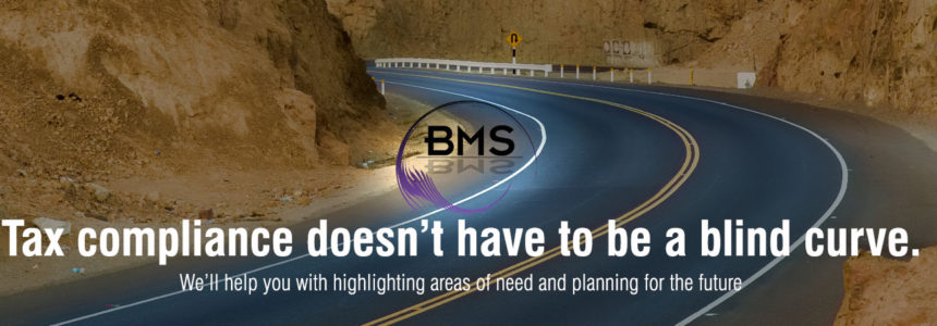 Tax compliance doesn't have to be a blind curve.